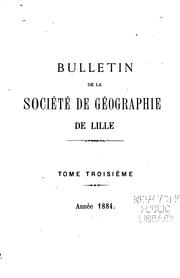 Cover of: Bulletin