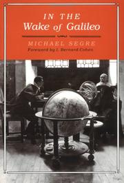 Cover of: In the wake of Galileo | Michael Segre