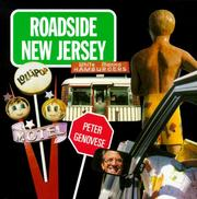 Cover of: Roadside New Jersey | Peter Genovese