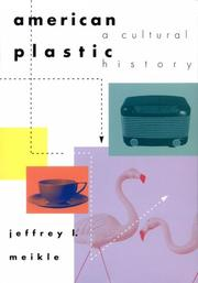 Cover of: American Plastic