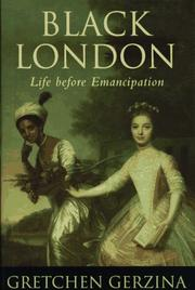 Cover of: Black London
