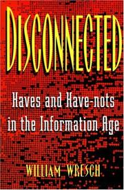 Cover of: Disconnected