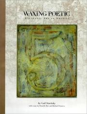 Cover of: Waxing poetic