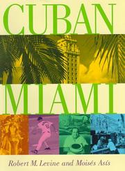 Cover of: Cuban Miami