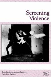 Cover of: Screening Violence