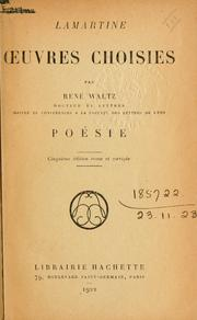 Cover of: Poésie