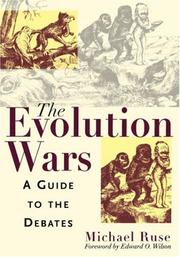 Cover of: The Evolution Wars: a guide to the debates