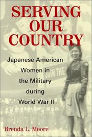 Cover of: Serving Our Country