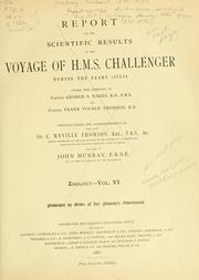 Report on the Actiniaria dredged by H.M.S. CHallenger during the years 1873-1876 by Richard Hertwig