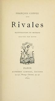 Cover of: Rivales