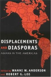 Cover of: Displacements And Diasporas |