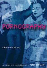 Cover of: Pornography | Peter Lehman