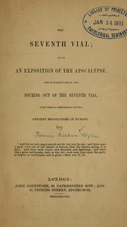 Cover of: The seventh vial