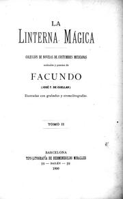 Cover of: La linterna mágica