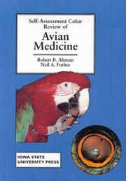 Cover of: Self-Assessment Color Review of Avian Medicine (Sacr) |