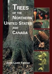 Cover of: Trees of the northern United States and Canada