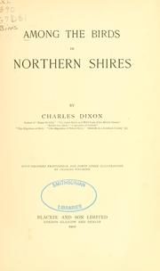 Cover of: Among the birds in northern shires