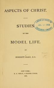 Cover of: Aspects of Christ
