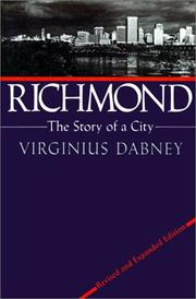 Cover of: Richmond