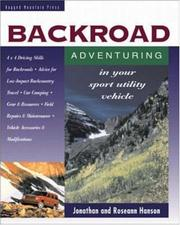 Cover of: Backroad adventuring in your sport utility vehicle
