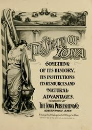 Cover of: The state of Iowa |