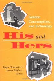 Cover of: His and Hers |