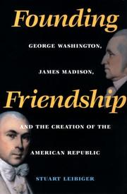 Cover of: Founding friendship