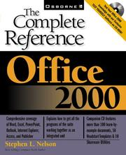 Cover of: Office 2000