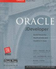Cover of: Oracle JDeveloper
