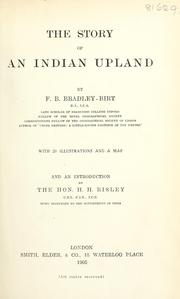 Cover of: The story of an Indian upland