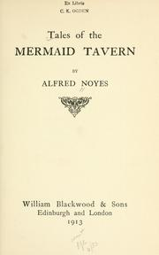 Cover of: Tales of the Mermaid Tavern