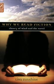 Cover of: Why we read fiction | Lisa Zunshine