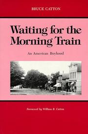 Cover of: Waiting for the morning train
