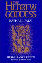 Cover of: The Hebrew goddess