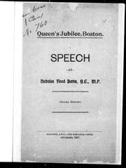 Cover of: Queen's jubilee, Boston
