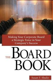 Cover of: The Board Book | Susan Shultz