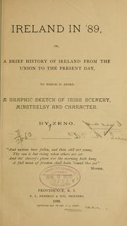 Cover of: Ireland in