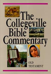 Cover of: The Collegeville Bible Commentary: Based on the New American Bible  | Dianne Bergant