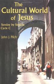 The Cultural World of Jesus