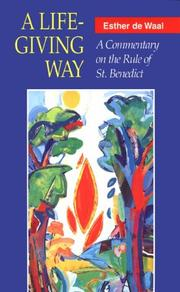 Cover of: A life-giving way