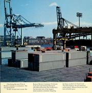 Cover of: What the new port of Boston contains for you. | Massachusetts Port Authority.