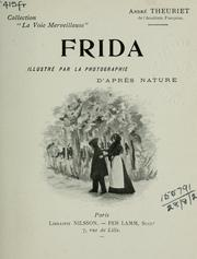 Cover of: Frida