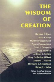 Cover of: The Wisdom of Creation