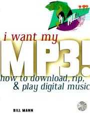 Cover of: I Want My MP3! | Bill Mann