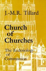 Cover of: Church of churches