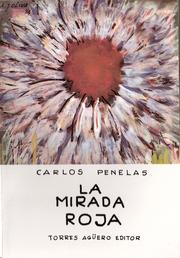 Cover of: La mirada roja