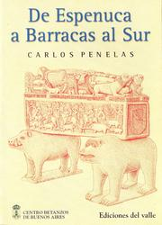 Cover of: De Espenuca a Barracas al Sur