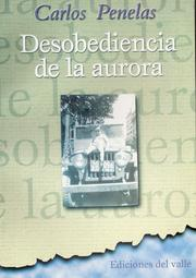 Cover of: Desobediencia de la aurora
