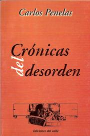 Cover of: Crónicas del desorden