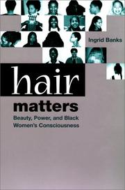 Cover of: Hair matters